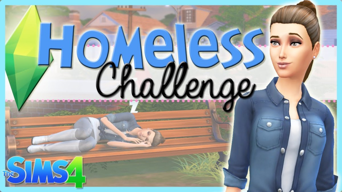 The Homeless Challenge is a bit harder than some of the others!