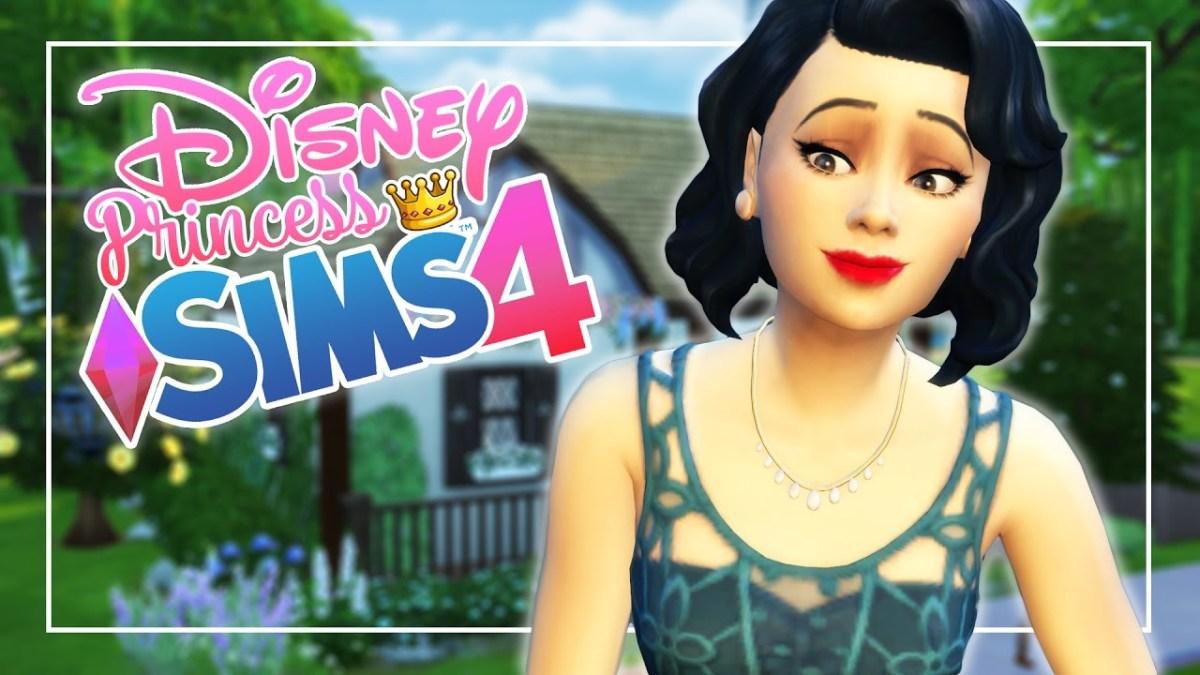 Live life as Snow White, Jasmine, Pocahontas and more with the Disney Princess Challenge!