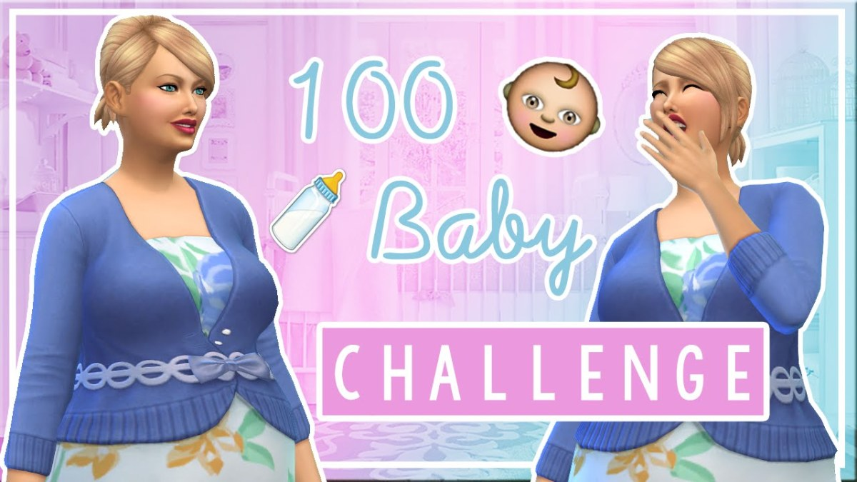 The 100 Baby Challenge is another classic challenge...have 100 babies in as few generations as possible!