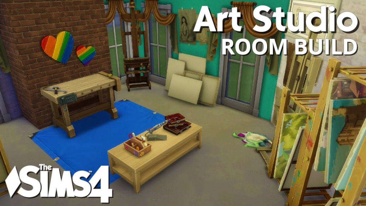 Dust off your Build Mode skills and get to work in the One Room, One Week, One Theme challenge!