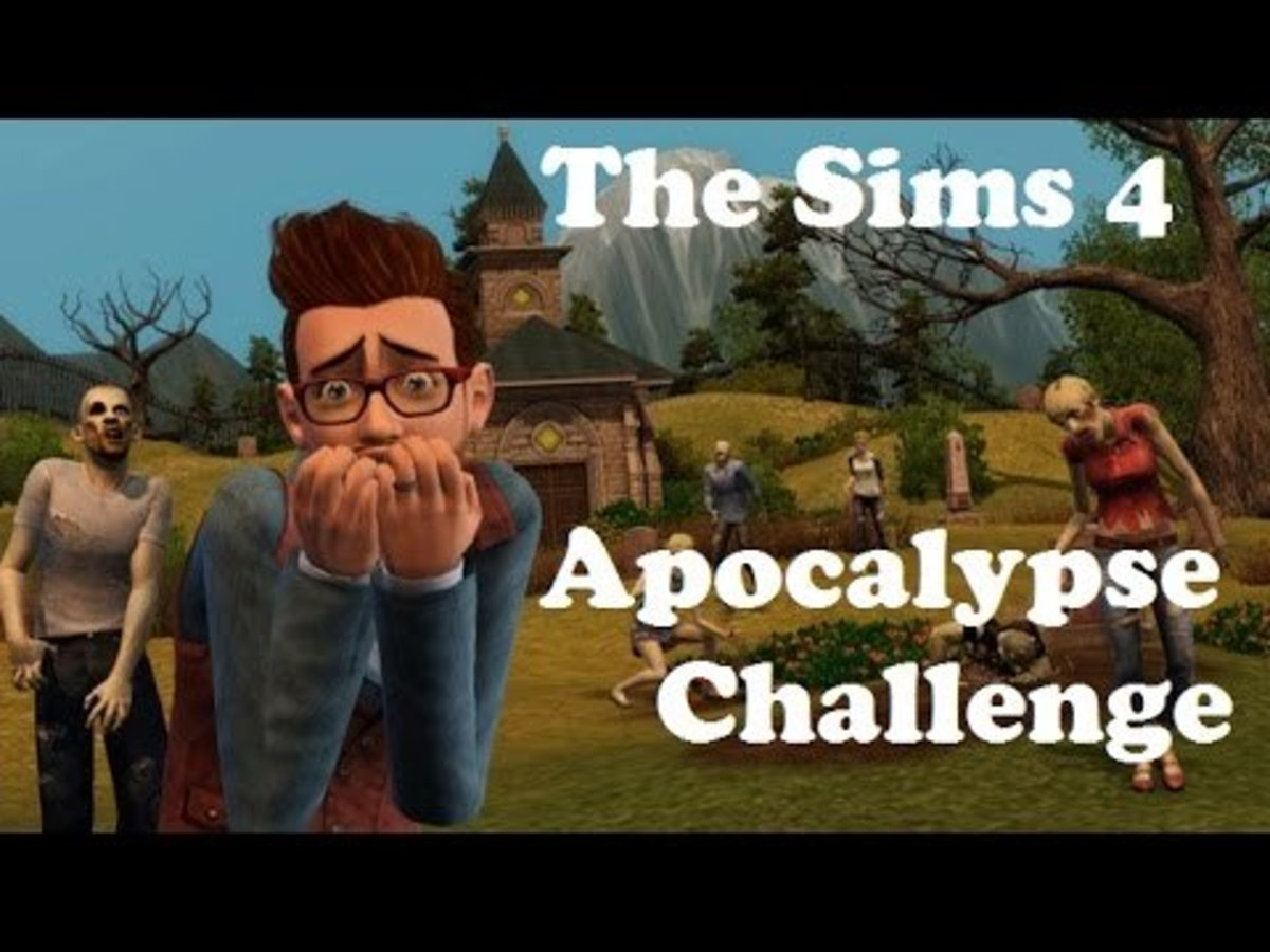 Zombies?  Post-Apocalyptic fall out?  Nuclear war?  Survive it all in the Apocalypse Challenge!