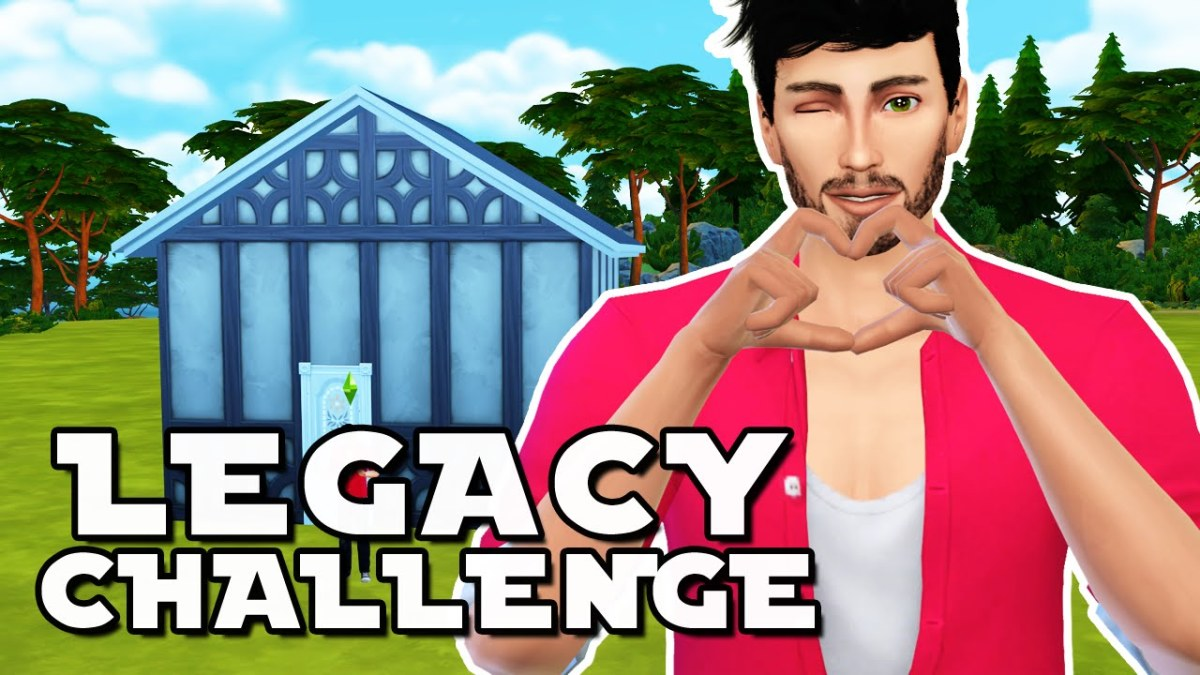 The Legacy Challenge is one of the most popular ones in the Simming community.
