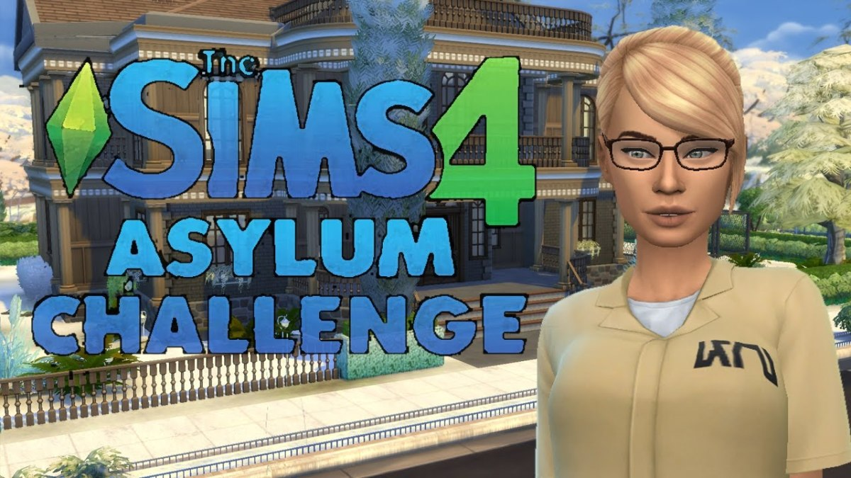 "Like playing with ""insane"" Sims?  How about a full house of them in the Asylum Challenge?"