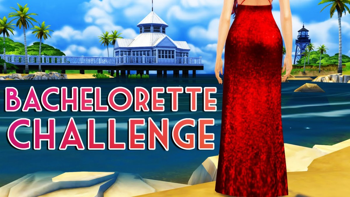 Play as the Bachelor or the Bachelorette and find your Sims soul-mate!