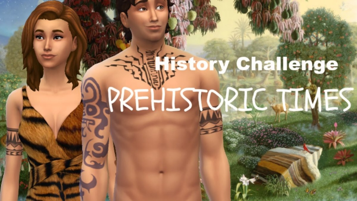 The Sims 4 History Challenge is a fan-favourite!