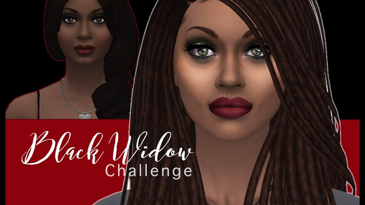 The Black Widow Challenge is devious and fun!