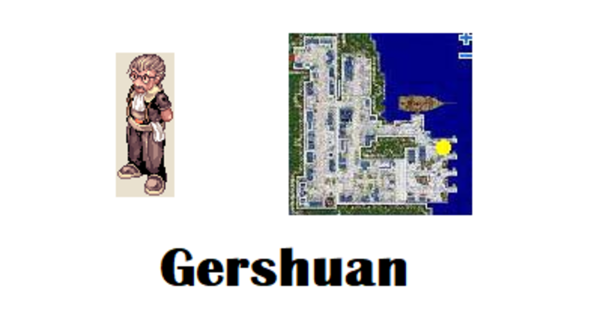 Gershuan will give you the quest for the Cart Revolution skill.