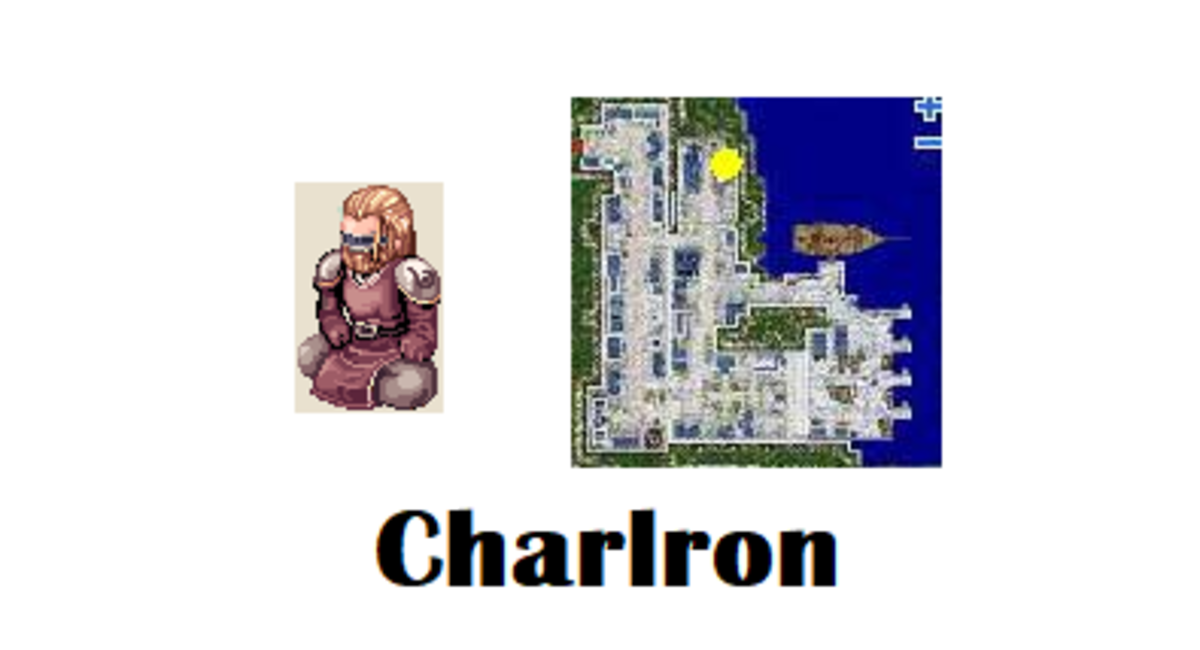 For the Change Cart skill, Charlron is your contact.
