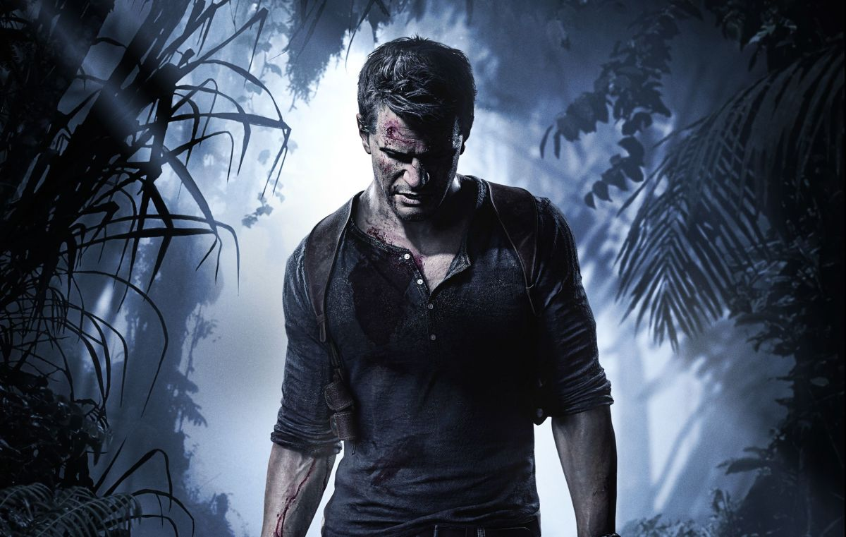 Teaser image of PS4's exclusive Uncharted 4: A Thief's End.