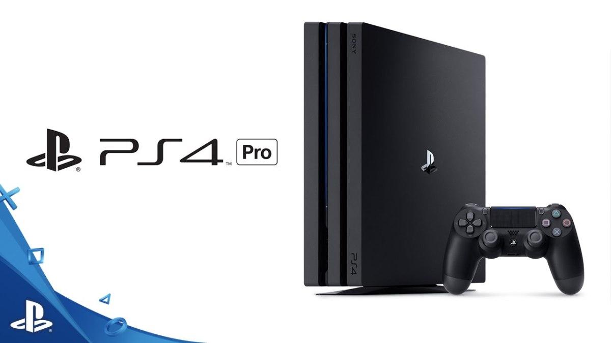 Sony's PlayStation 4 Pro