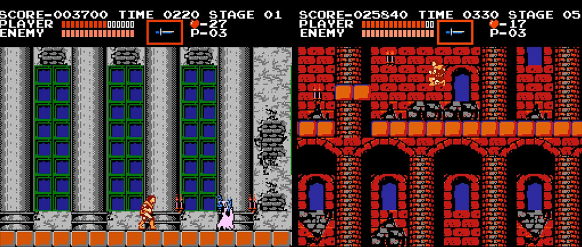 Castlevania '86. The legendary title that began it all.