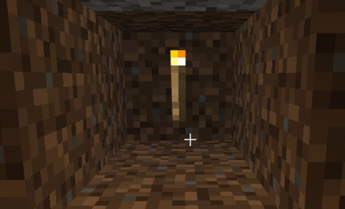 Dig a hole in the wall of your farm, and place the torch back in it.  This helps keep the lighting low.