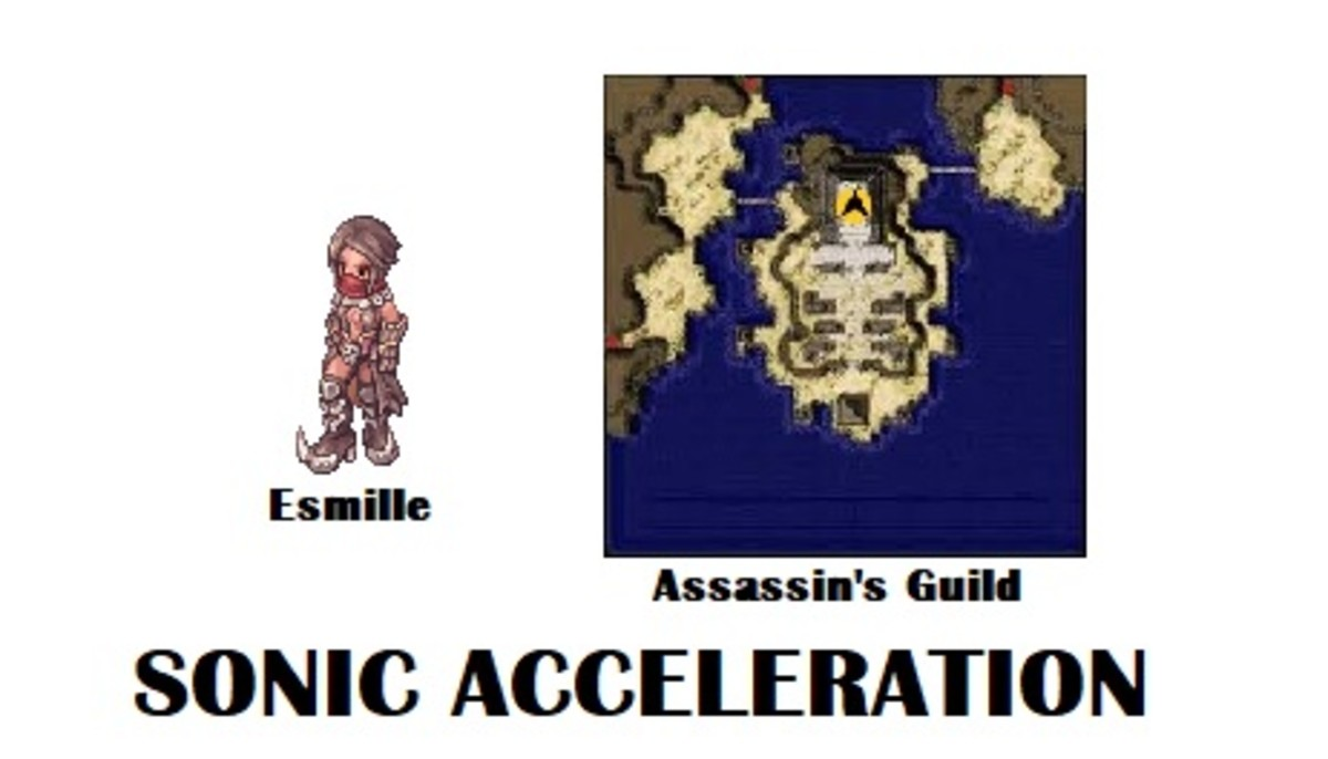 To learn Sonic Acceleration, seek out Esmille.