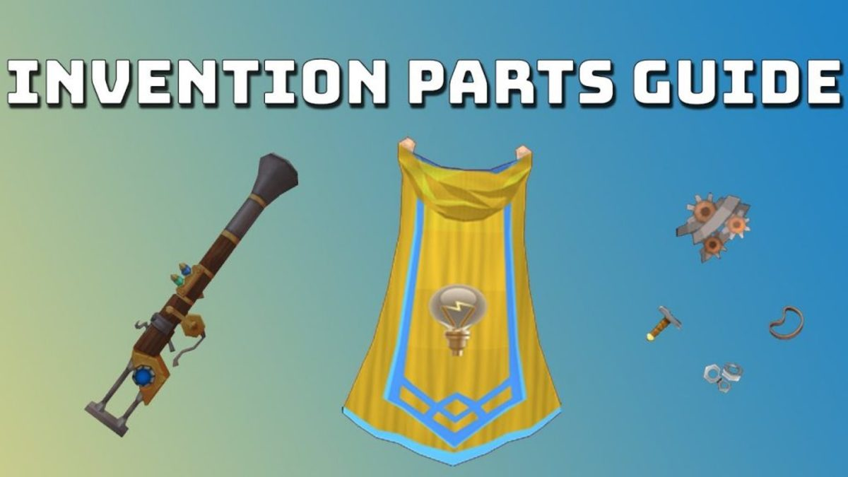 Runescape 3 1 99120 P2p Invention Training Guide 2018 What To