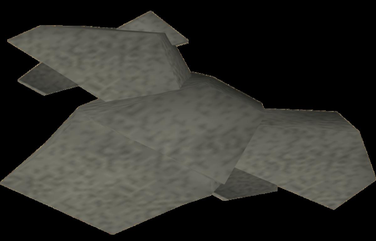 Split granite. Repeat.