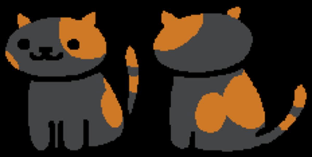 Neko Atsume: Character Profile - Bandit