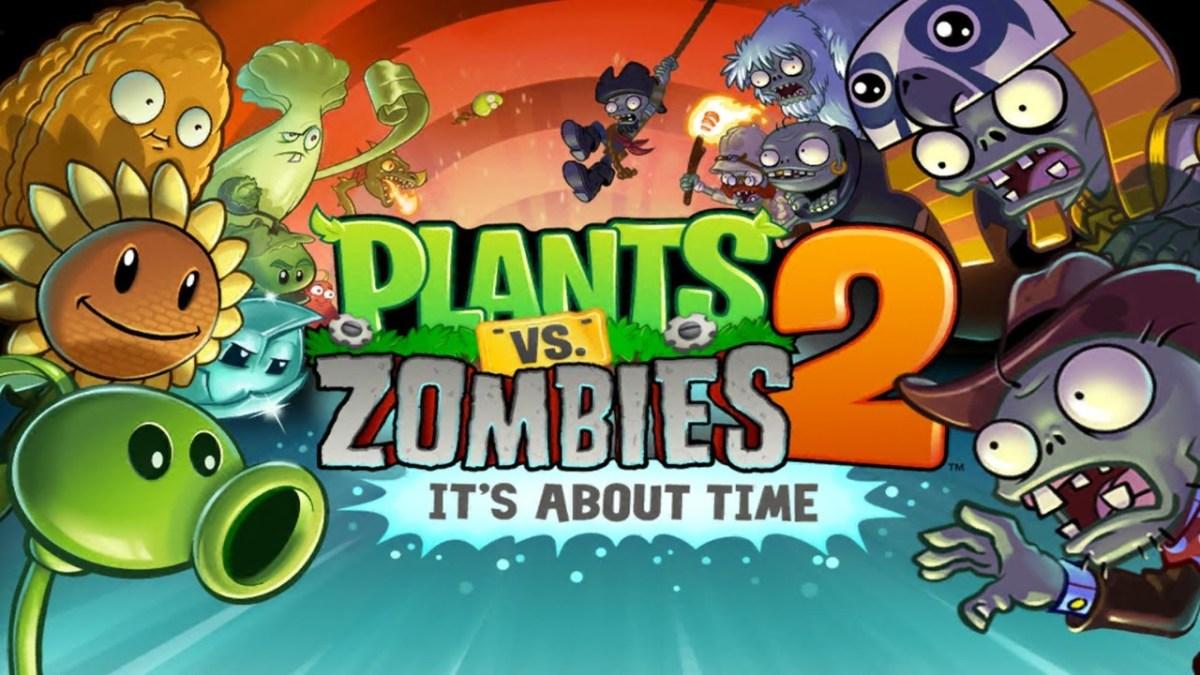 """""""Plants vs. Zombies 2"""""""