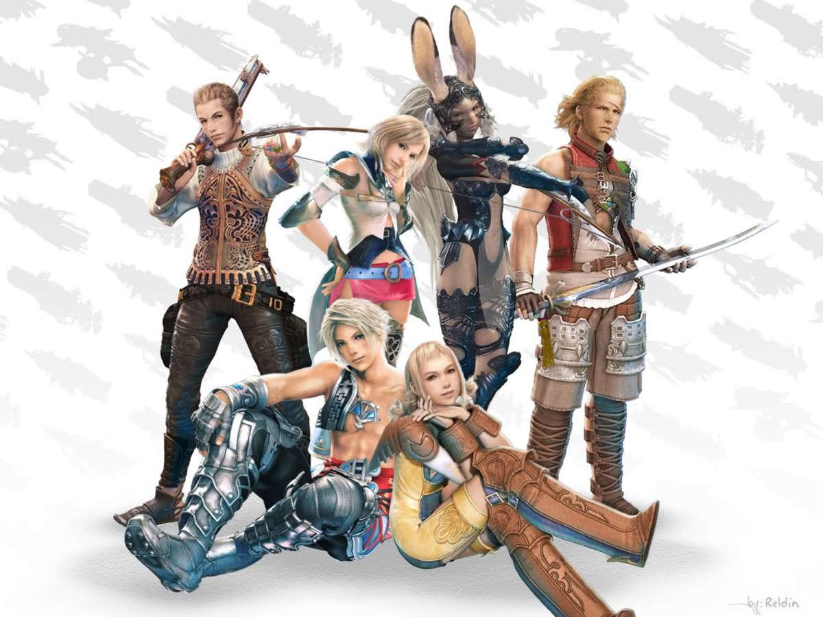 """Final Fantasy 12"" Characters"