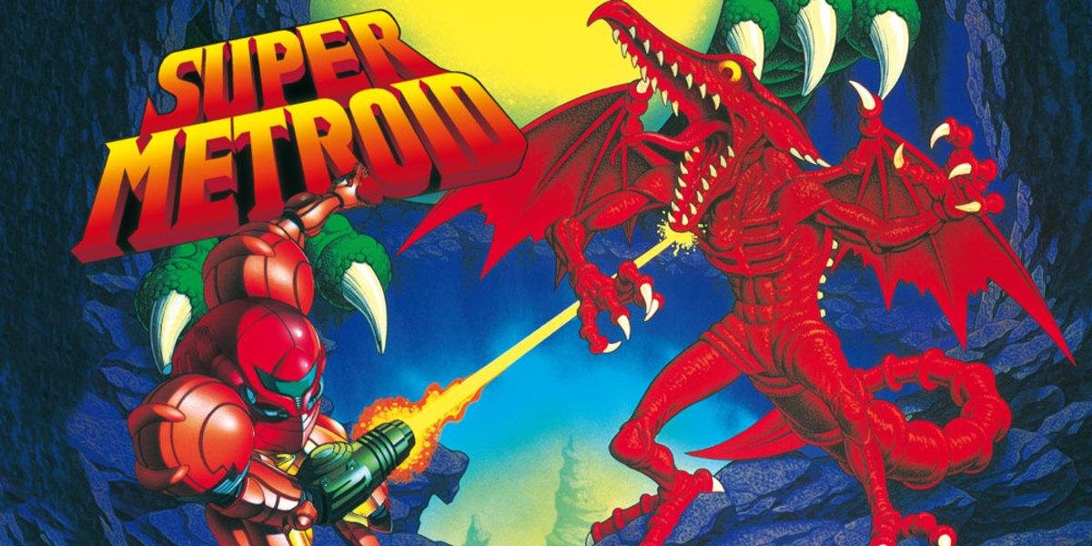 """""""Super Metroid"""""""