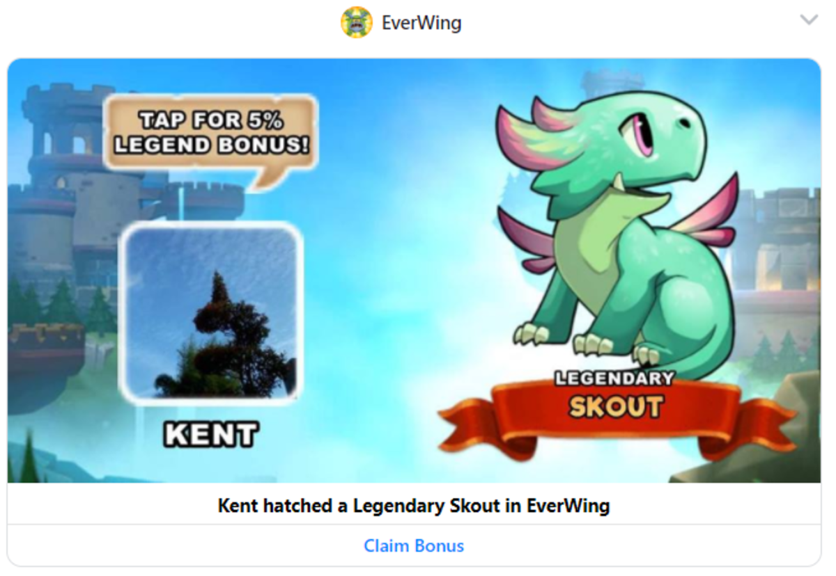 You only have 1 hour to claim that legendary bonus so act fast!