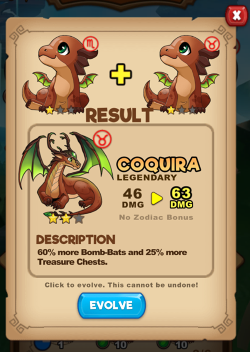 EverWing: Dragon Evolution and Zodiac Sign Guide | LevelSkip