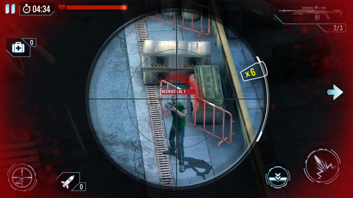 The 5 Best Sniper Games to Find in the App Store | LevelSkip