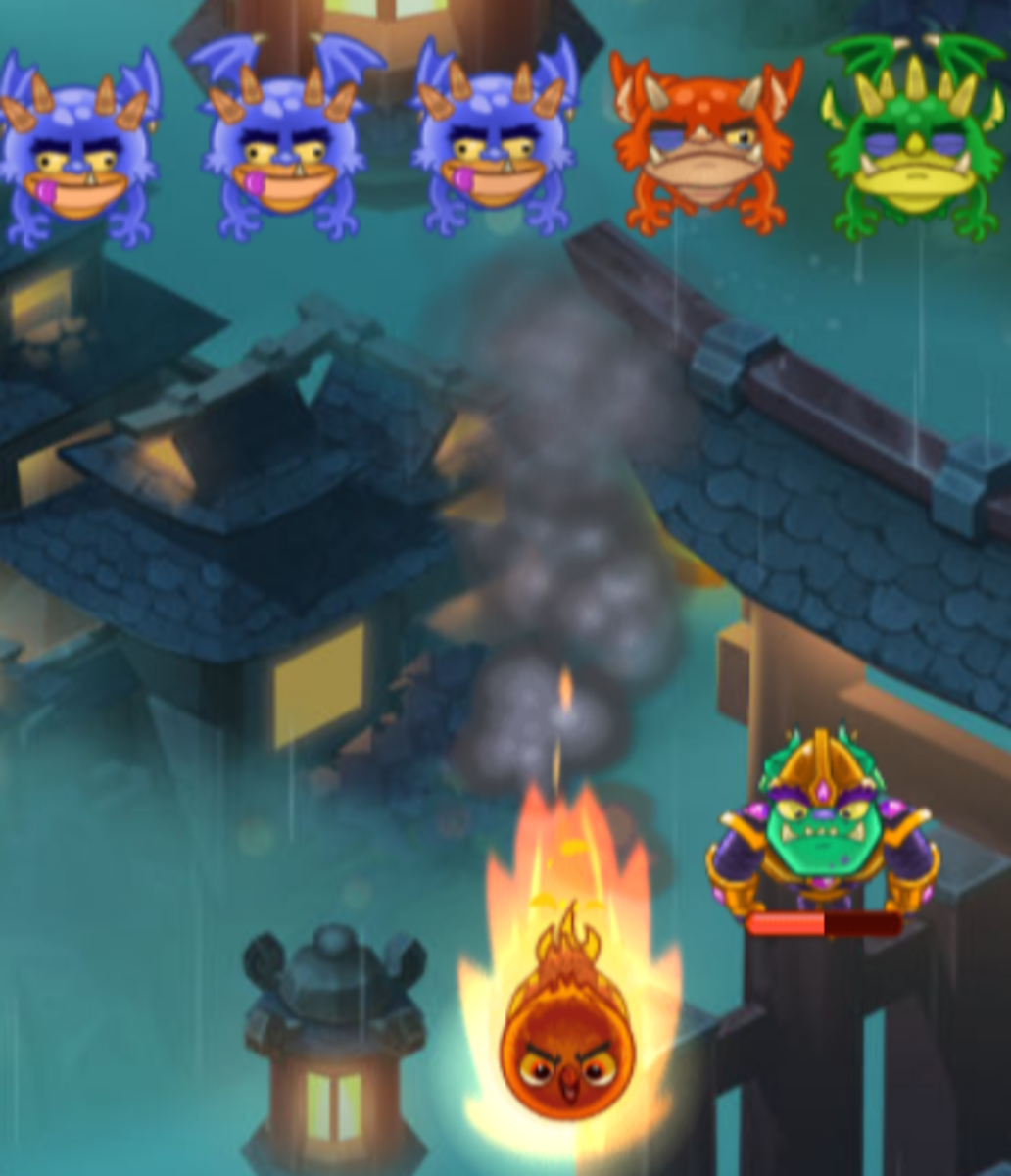 The basic mode of the game is called Normal Run Mode.