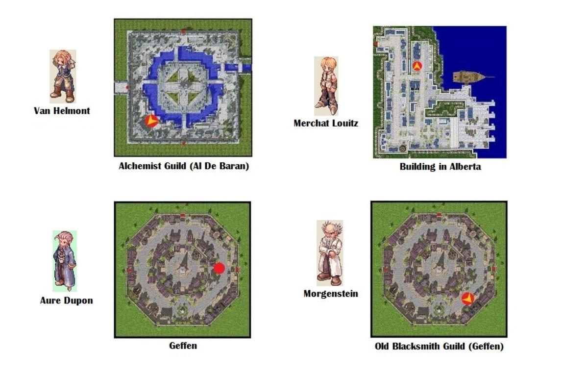 Ragnarok, RO, Job Quest, Build, Quest, Tips, BOT, Guide ...