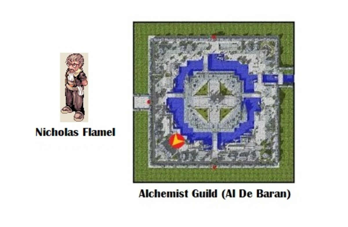Nicolas Flamel will give you a World Scramble Test.