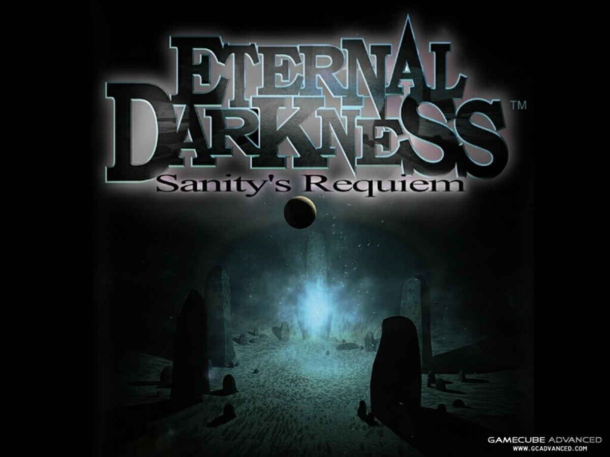 """Eternal Darkness: Sanity's Requiem"""