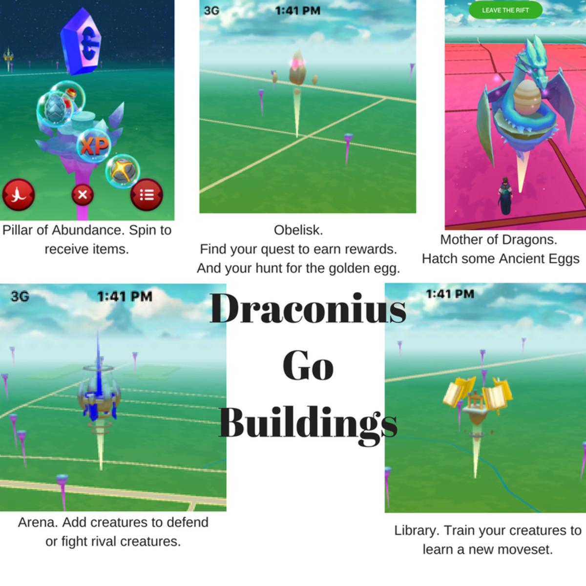 draconius-go-guide