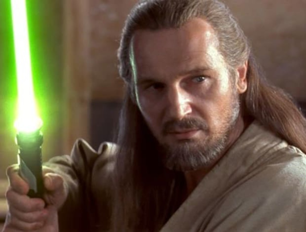 Take me to Your Jedi Leader