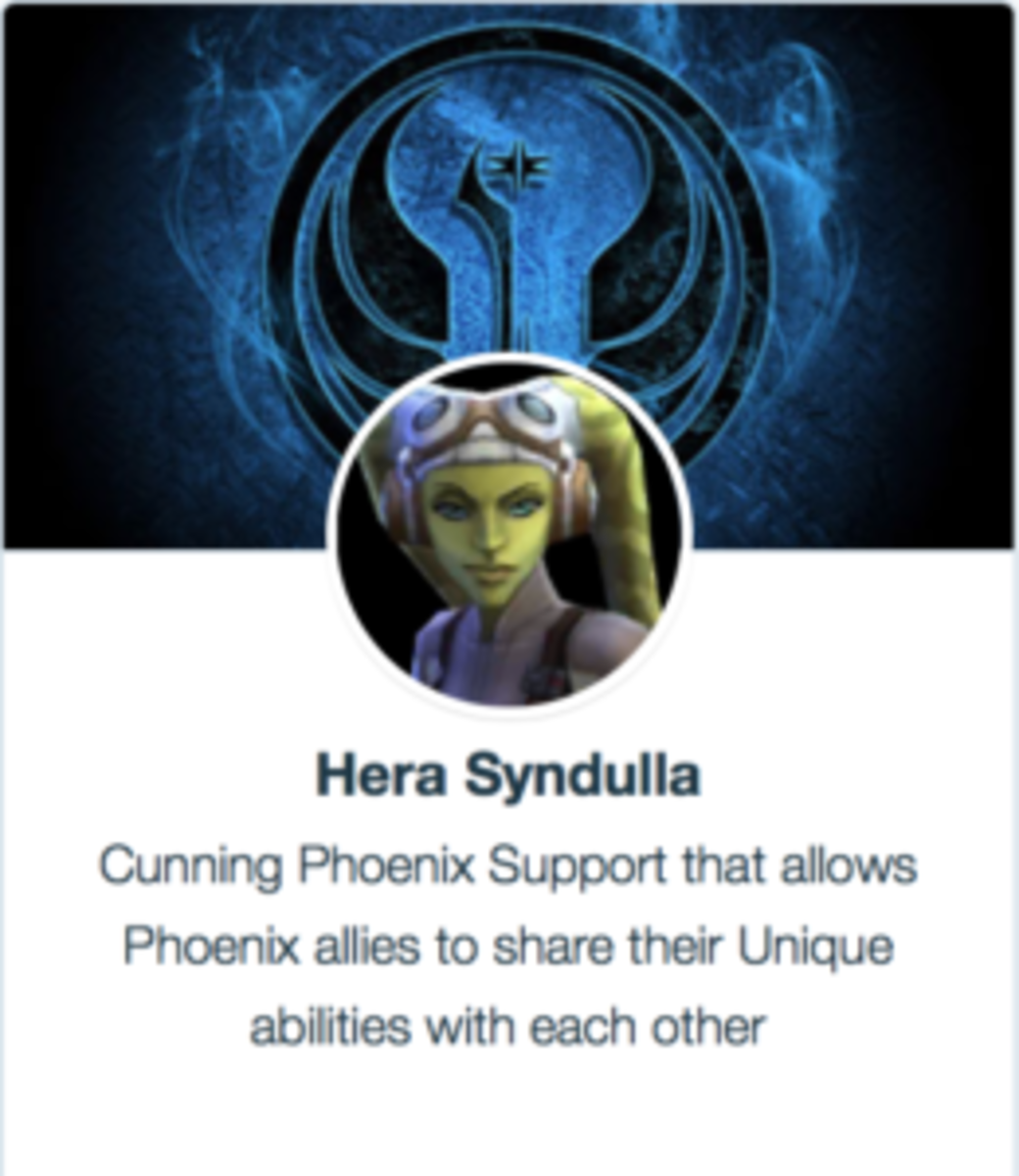 Hera, the Phoenix leader
