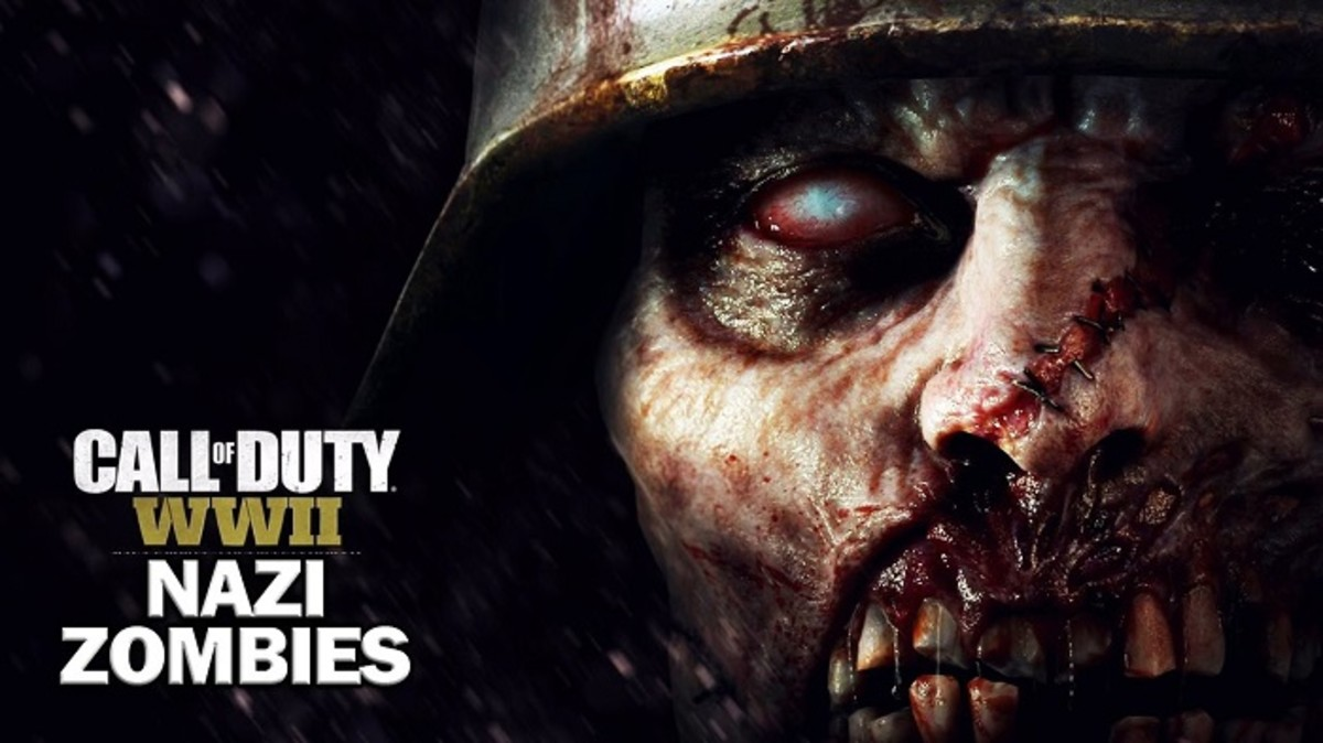 How to Rank up Fast and Reach a High Round in Call of Duty WW2 Nazi Zombies