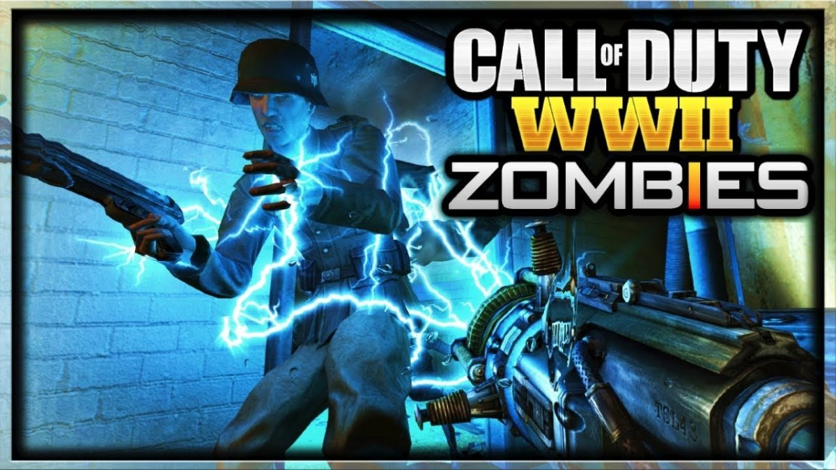 How to Get the Tesla Gun in Call of Duty WW2 Nazi Zombies