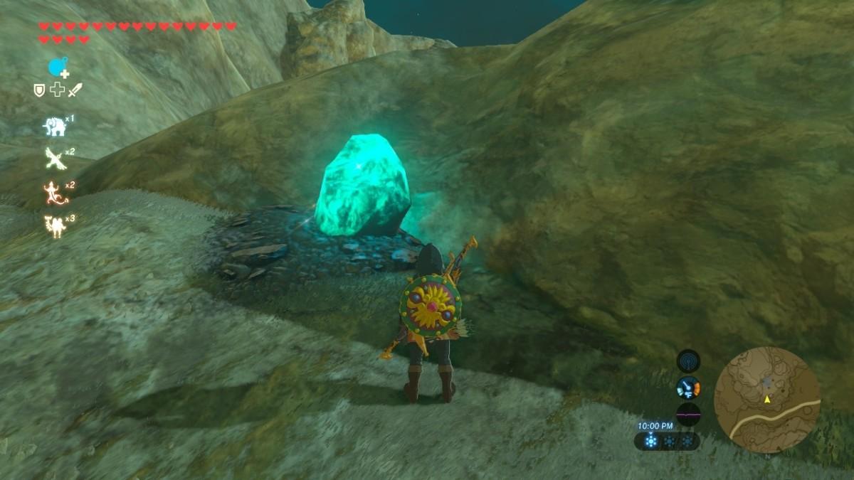 Luminous Stone