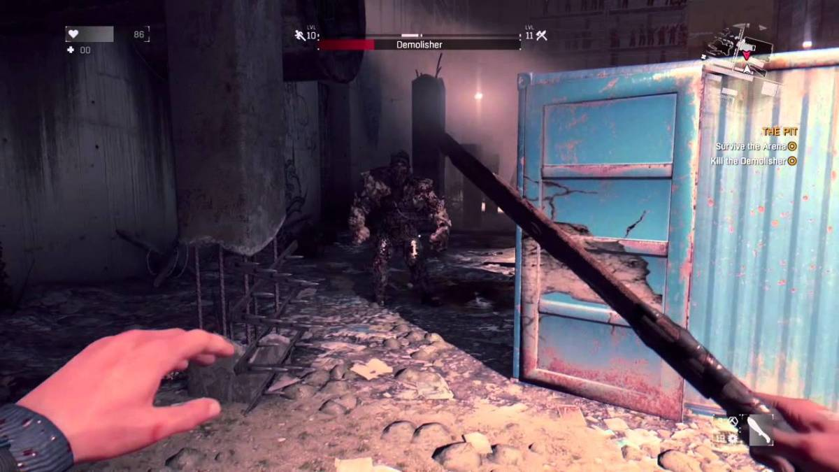 how-to-survive-the-pit-and-defeat-the-demolisher-in-dying-light