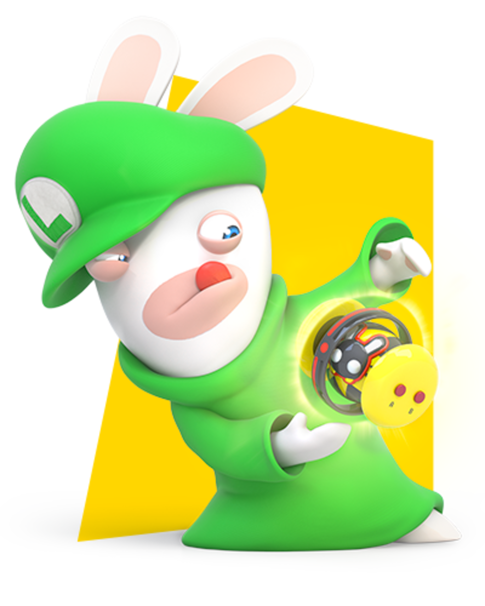Mario + Rabbids Kingdom Battle - Rabbid Luigi Guide