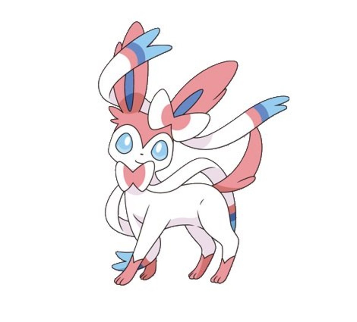 Sylveon is a fairy-type eeveelution.