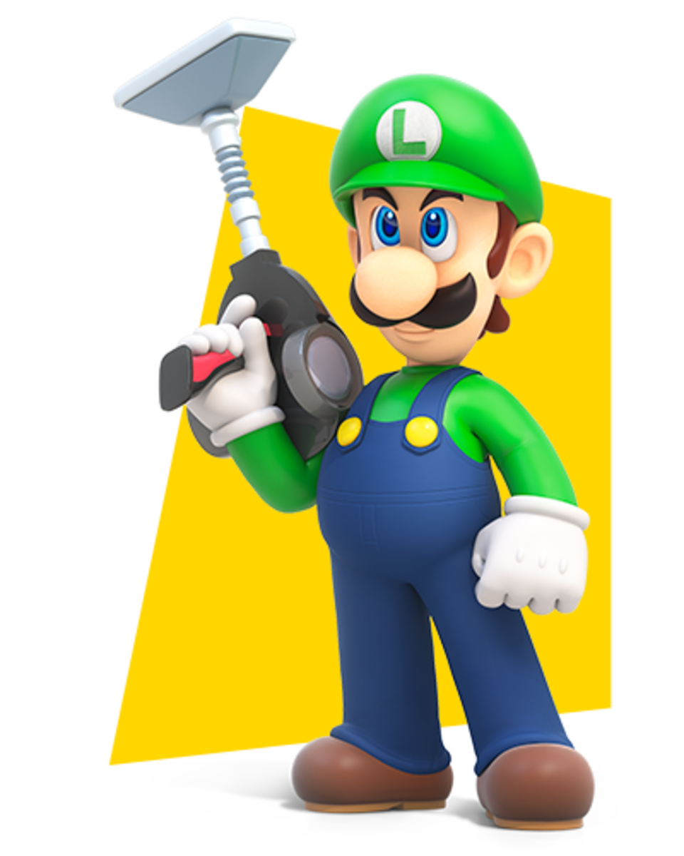 Mario + Rabbids Kingdom Battle - Luigi Guide