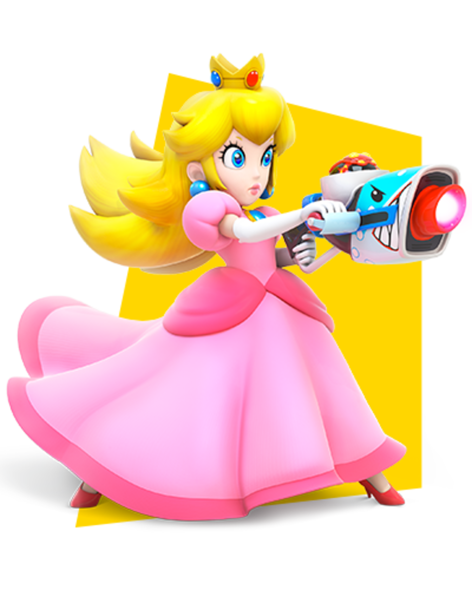 Mario + Rabbids Kingdom Battle - Peach Guide