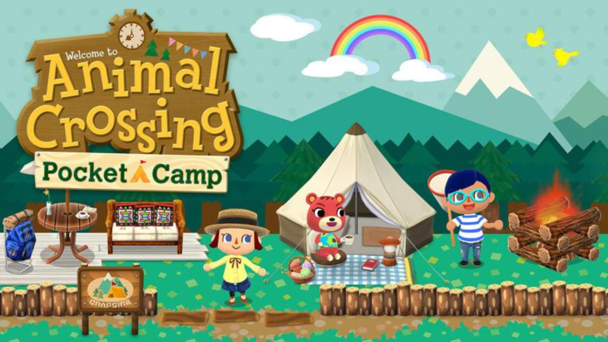 "Discover some of the craftable furniture items in ""Pocket Camp""!"