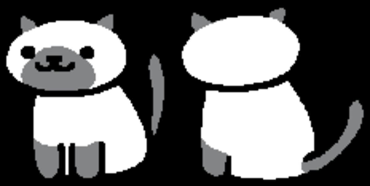 Neko Atsume: Character Profile - Marshmallow