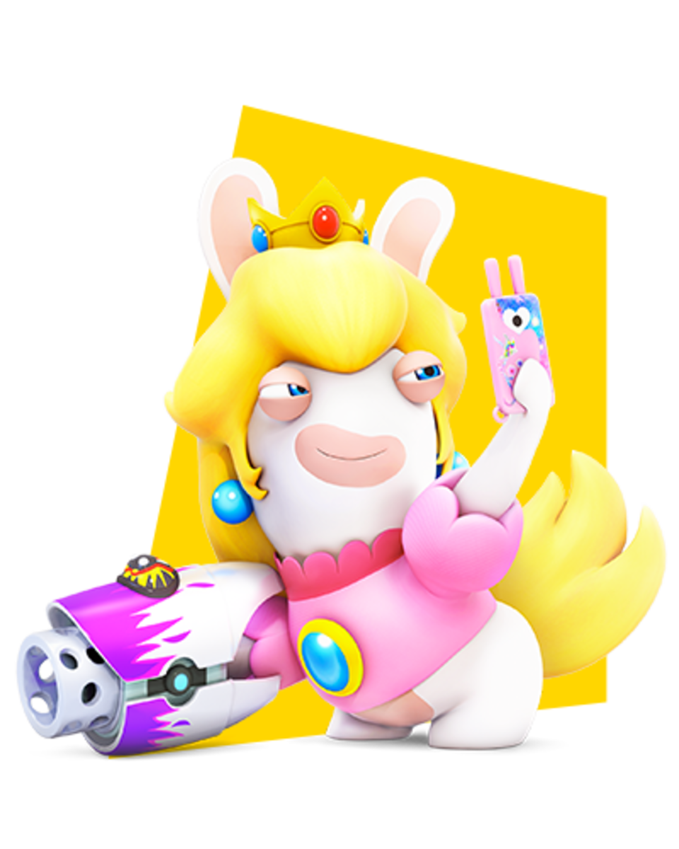 Mario + Rabbids Kingdom Battle: Rabbid Peach Guide