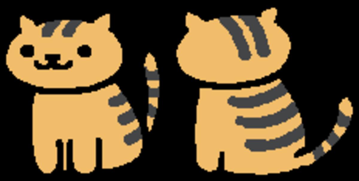 Neko Atsume: Character Profile - Bolt
