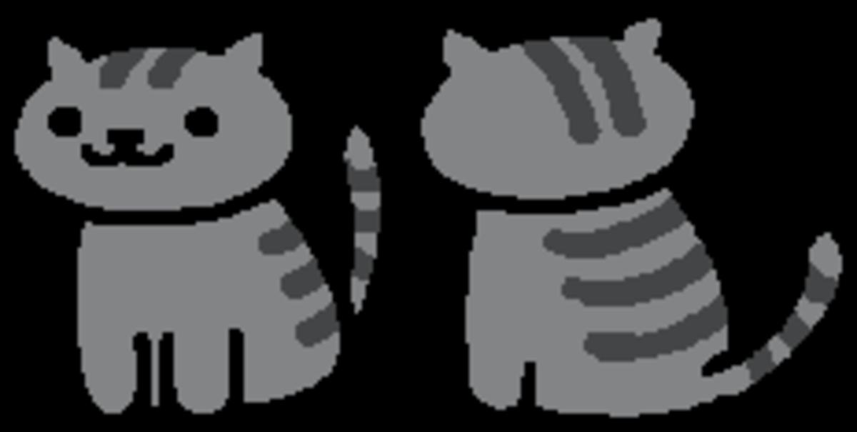 Neko Atsume: Character Profile - Misty
