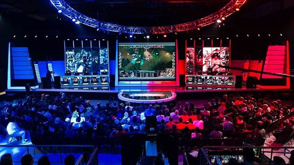 eSports in 2018: Bigger and Better