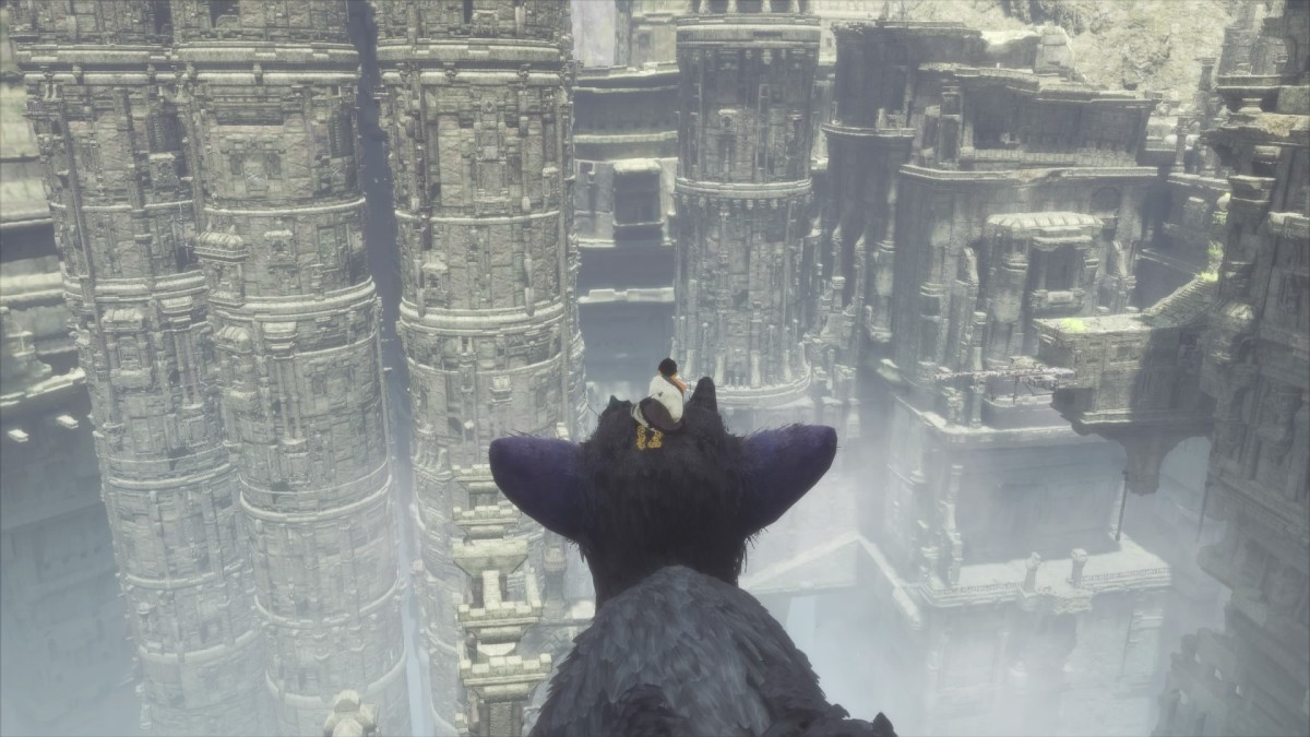The Last Guardian,a PlayStation 4 exclusive!