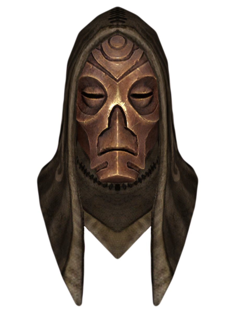 Hooded Volsung Dragon Mask