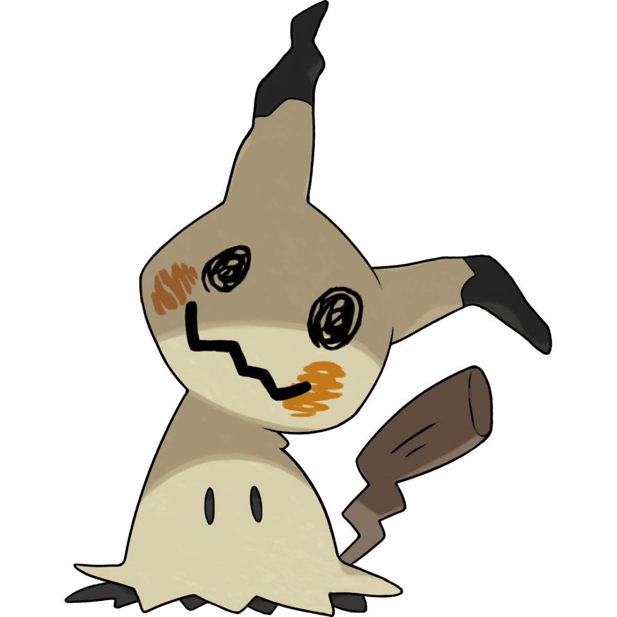 Pokemon Ultra Sun and Ultra Moon: Mimikyu Competitive Guide